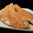 Smoked Rainbow Trout: Plain 7 oz.